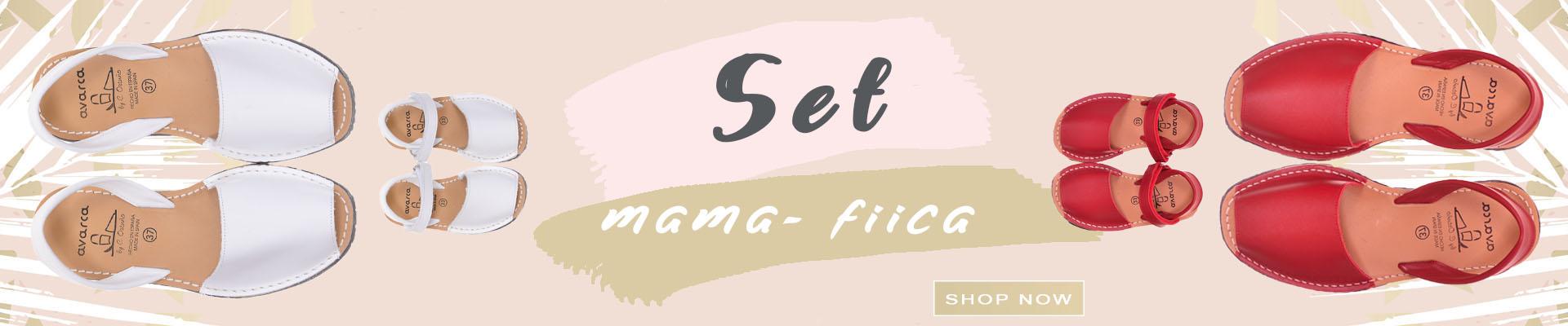 Set Mama - Fiica