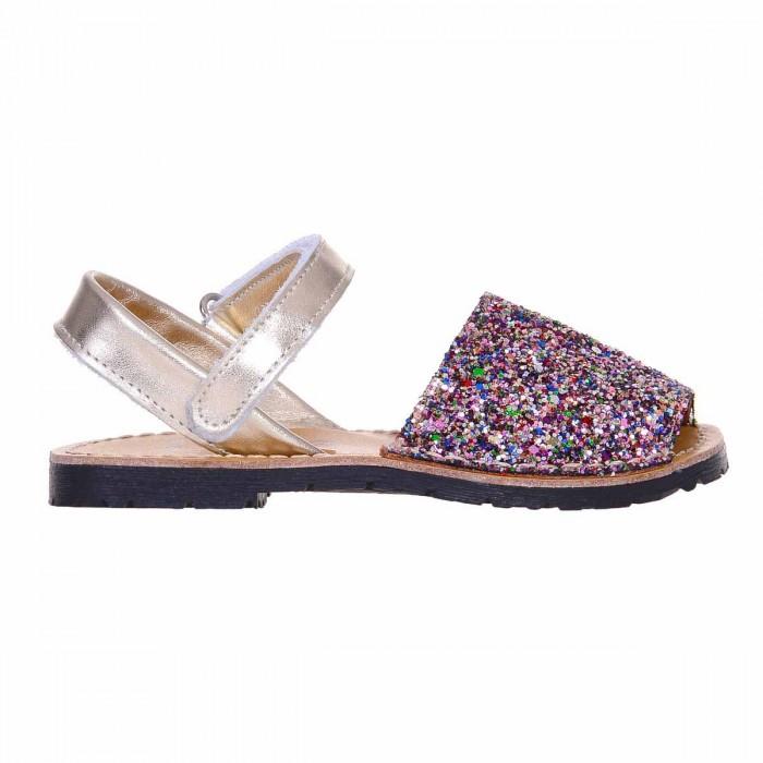Sandale de Copii AVARCA din Glitter Multicolor - Ina