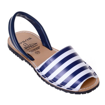 Sandale AVARCA Blue Stripes