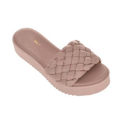 Sandale Nude de Dama tip Papuc - Lolita