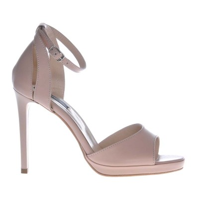 Sandale Dama Piele Naturala Bej - Cod N103